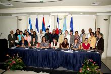 Third Meeting of the Regional Central American Coalition to Combat Trafficking in Persons